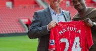 Mayuka unveiled, may play in the Manchester United game