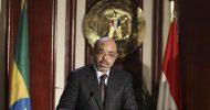 Ethiopian leader Meles Zenawi dies