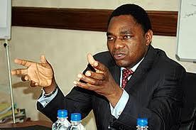 Hakainde Hichilema, UPND leader