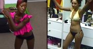 Big Brother Africa: Zambia's Talia offers a sexy dance