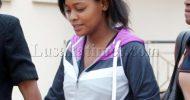 Court fines Iris Kaingu K10 Million in a sex video case