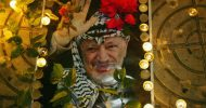 Yasser Arafat's body exhumed after 8 years