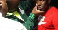 Mweene injured: Suspected SA angry fans stone Chipolopolo bus