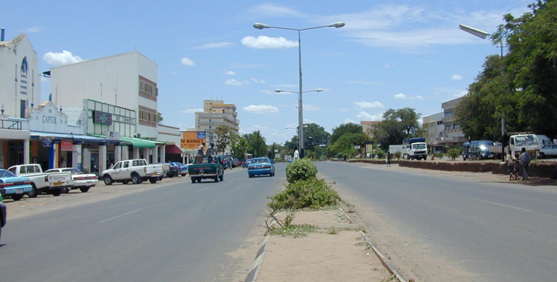 Livingstone City