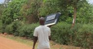 Pastor fired for key board theft