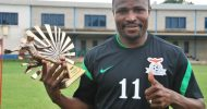 Katongo to retire after 2014 World Cup