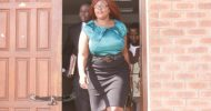 Dora Siliya's dressing raises dust