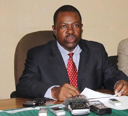 Zambia's Justice Minister Kabimba