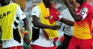 Ghana, Mali advance; DRC, Niger out