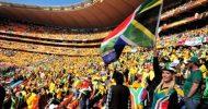 Huge celebrations: Cape Verde, Bafana Bafana makes it to Quarterfinals