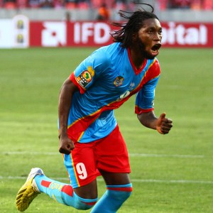 Dieudonne Mbokani, Photo Gallo Images