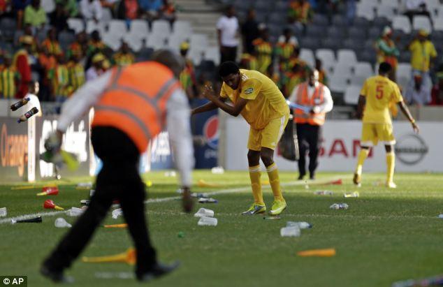 Ethiopians fans