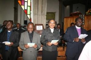 Zambian Eye Evangelical churches