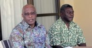 Suspected hired cadres storm MMD secretariat, demand Nevers's removal