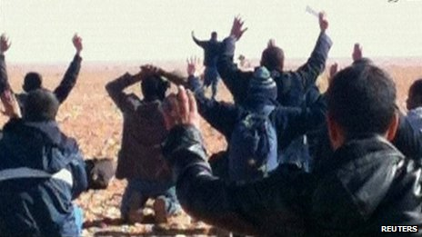 Militants took Algerian and expatriate workers hostage at the desert complex