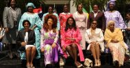 Flashback-Thandiwe Banda & 14 wives of African Leaders