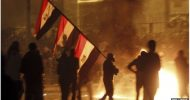 Egyptian army deployed in Suez after anniversary unrest