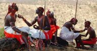 African Tribes Series-Masaai of Kenya