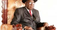 Hands off the Litunga warns UPND national youth Chairperson