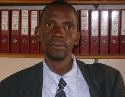 FODEP Executive Director McDonald Chipenzie
