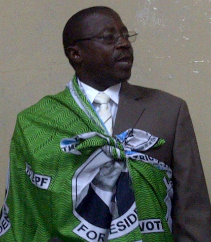 PF Candidate for Mpongwe