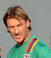 Zambia National Soccer Team Coach Herve Renard