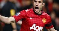 Van Persie scores in stoppage time keeping ManU in FA Cup