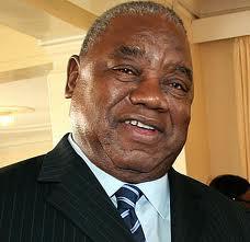 Former Republican President Rupiah Banda