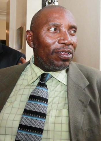 Information Minister Sakeni