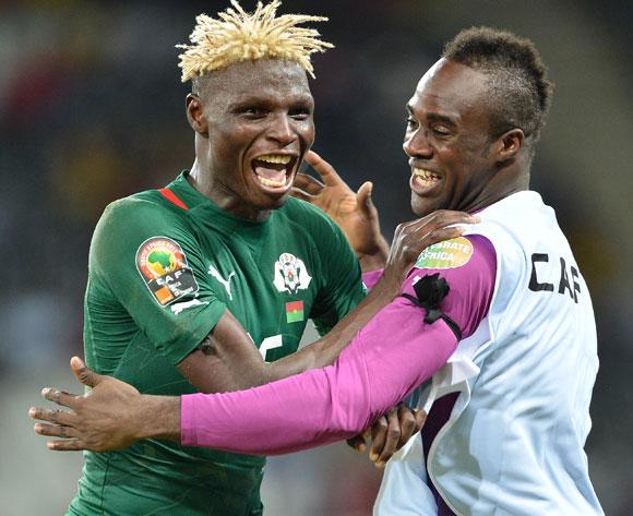 Burkina Faso player