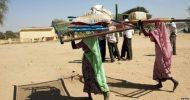 Darfur gold battle: Tens of thousands of Sudanese flee