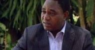 Zambia is headed for doom under Sata – HH