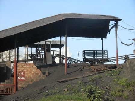 Maamba Colum mine