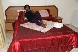 Mulimwe bed 1