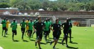 No Zambian player named in Africa squad