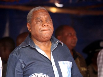 Ex-president Rupiah Banda