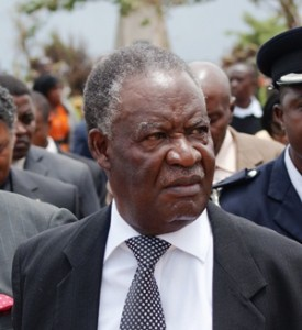Zambia's President Michael Sata