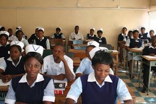 Zambia-students nurse