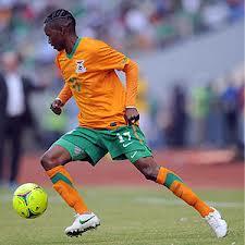 Zambian Midfielder Reinford Kalaba
