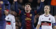 BROTHERLY LOVE: Lionel Messi to pay bail for jailed football legend 'Ronaldinho'