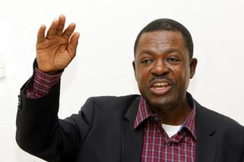 Justice Minister Kabimba