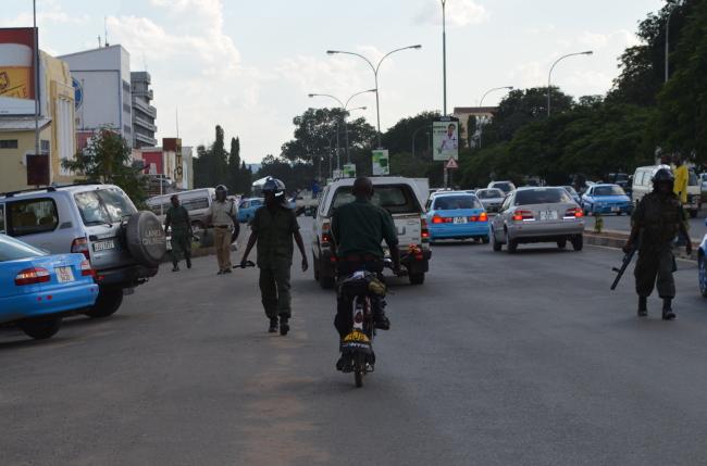 Police-on-Livinstone-Streets