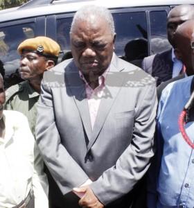 Former president Banda