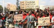 "UNIP voice out; ""there is undeclared war in Zambia"""