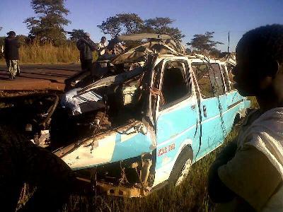 Accident - Chibombo 1