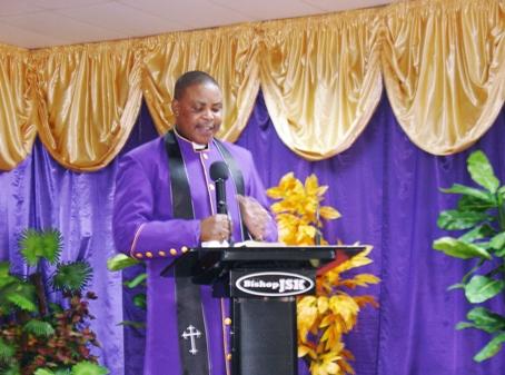 Bishop Joseph Kazhila