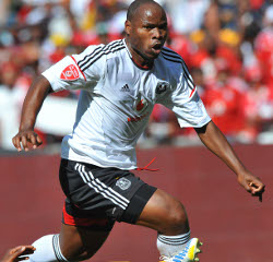 Collins Mbesuma