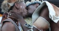 Gay couple weds, vow to ignore critics