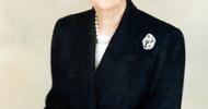 Ex-Prime Minister Margaret Thatcher dies