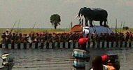 Koumboka ceremony underway